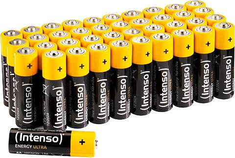 Intenso »Energy Ultra AA LR6« Batterie (40 St)...