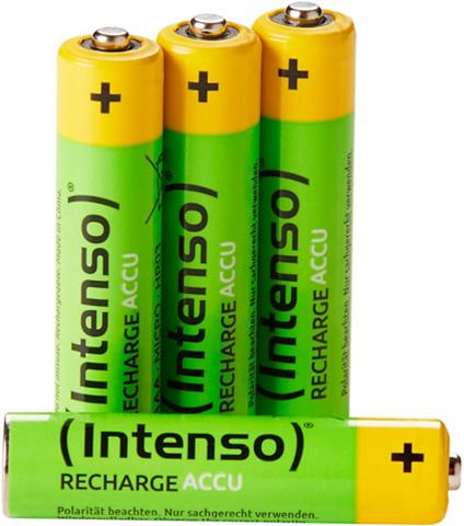 Intenso »Rechargeable Eco AAA HR03 1000mAh« Ak...