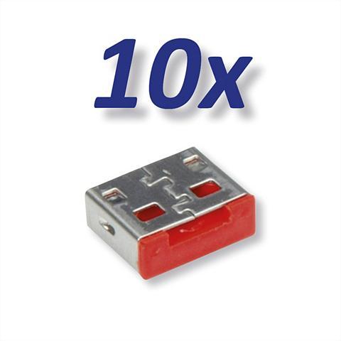 ROLINE »10x USB-A Schloss dėl 11.02.8330« ada...