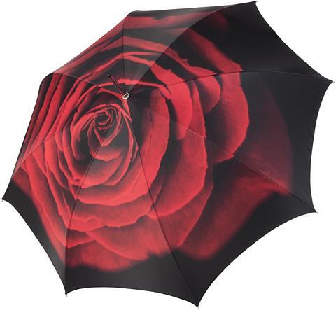 doppler MANUFAKTUR Stockregenschirm »Grazia rose« handgem...