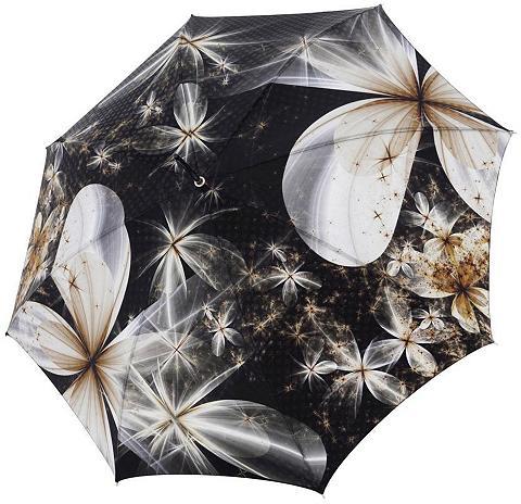 doppler MANUFAKTUR Stockregenschirm »Boheme magnolia« han...