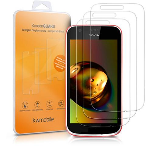 kwmobile Displayschutzglas 2x Nokia 1 Folie - G...