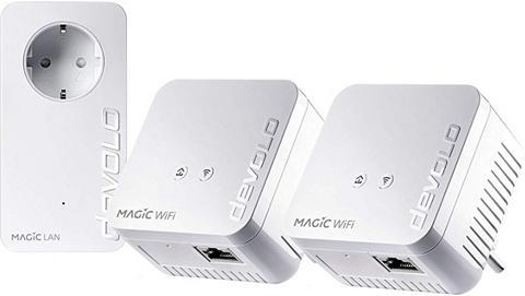 DEVOLO »Magic 1 WiFi mini Multiroom Kit« WLAN...