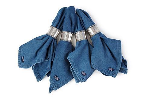 Lexington Stoffserviette »Living Jeans«