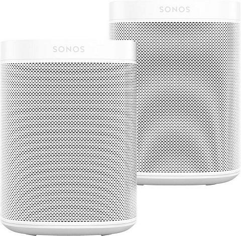 Sonos One SL Smart Speaker (WLAN (WiFi) LAN ...