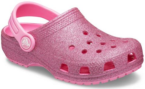 Crocs »Classic Glitter Clog« Šlepetės su sch...