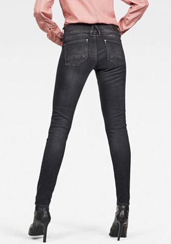 G-Star RAW Skinny-fit-Jeans »Lynn Mid Waist Skinn...