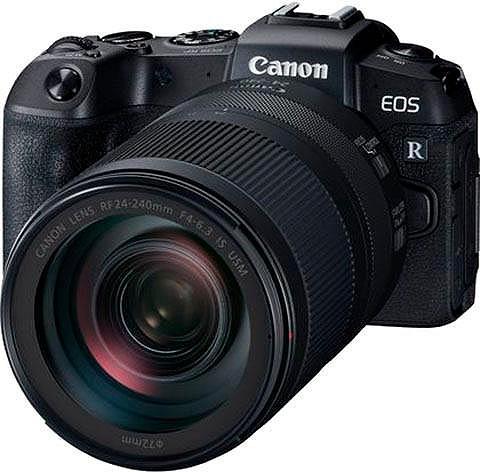 Canon »EOS RP Gehäuse + RF 24-240mm F4-6.3 I...