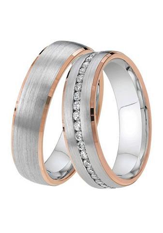 DOOSTI Vestuvinis žiedas »SI-29-D SI-29-H LIN...
