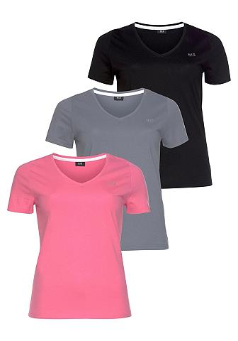 H.I.S Marškinėliai »Essential-Basics« (Spar-...