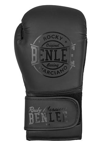 Benlee Rocky Marciano Bokso pirštinės »BLACK LABEL NERO« su ...