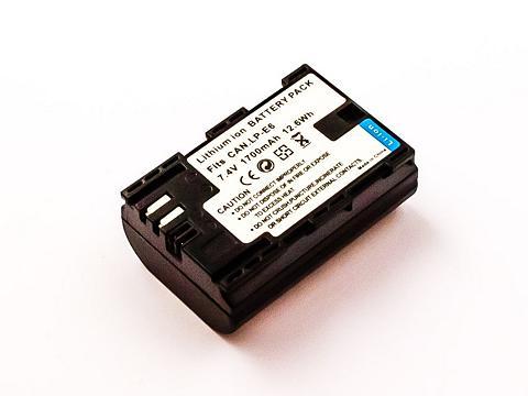 AGI »Digitalkameraakku kompatibel su Canon...