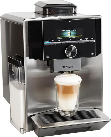 SIEMENS Kaffeevollautomat EQ.9 s400 TI924501DE...