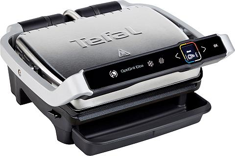 Tefal Kontaktgrill GC750D OptiGrill Elite 20...