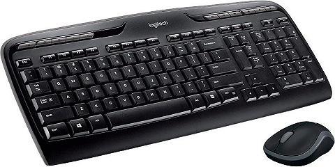 Logitech »Wireless Combo MK330« Tastatur- ir Ma...