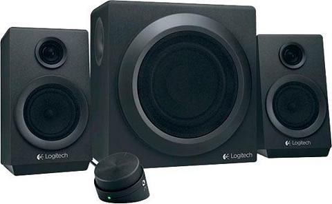 Logitech Z333 2.1 Lautsprechersystem (40 W)