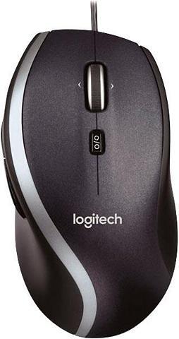 Logitech »Corded Laser Mouse M500« Maus (kabelg...