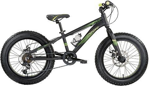 Montana Fahrräder Montana Fahrräder Fatbike »FAT S820« 6...
