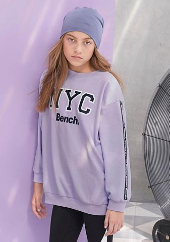 Bench. Sportinio stiliaus megztinis oversize ...
