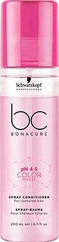 Schwarzkopf Professional Haarpflege-Spray »BC Bonacure Color Fr...