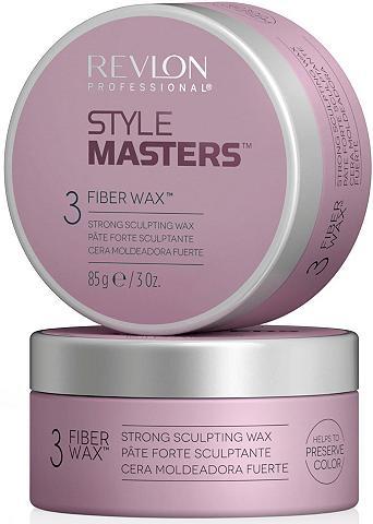 REVLON PROFESSIONAL Haarwachs »Style Masters Fiber Wax Str...