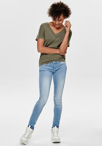 Only Skinny-fit-Jeans »ONLCORAL« su leichte...