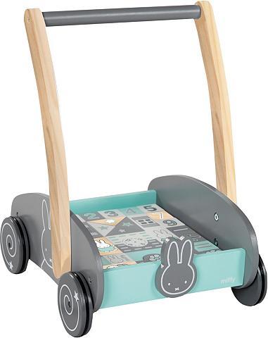 roba ® Lauflernwagen »Miffy« su 35-teiligem...