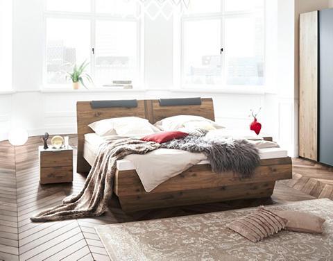 THIELEMEYER ® Massivholzbett »Sleep«