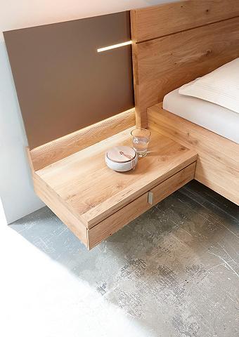 THIELEMEYER ® lentyna »Cubo« su lovos stalčius ir ...