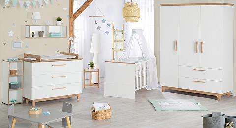 roba ® Babyzimmer-Komplettset »Finn« (Set 3...