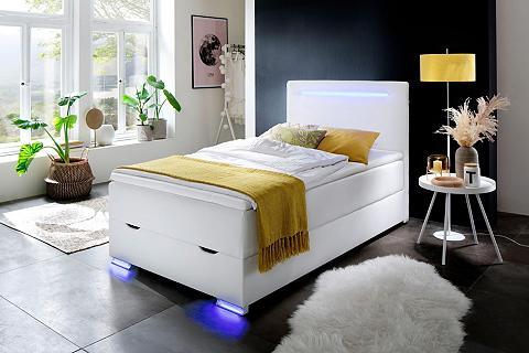 meise.möbel Meise.möbel lova su LED-Beleuchtung Dė...