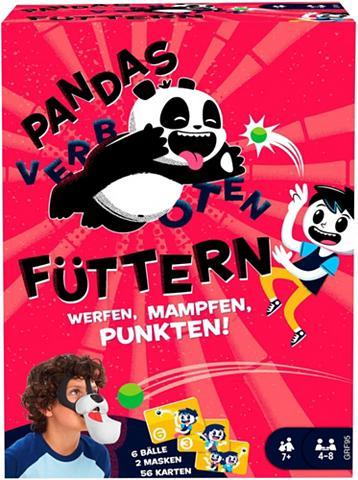 Mattel games Spiel »Pandas Füttern (verboten)«