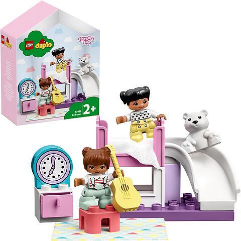 LEGO ® Konstruktionsspielsteine »Kinderzimm...