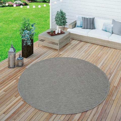 Paco Home Kilimas »Timber 125« ovali aukštis 75 ...