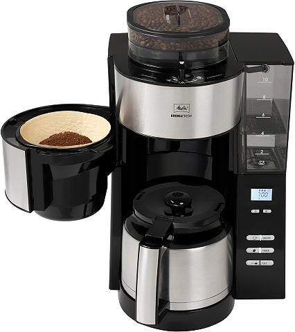 Melitta Kaffeemaschine su Mahlwerk AromaFresh ...