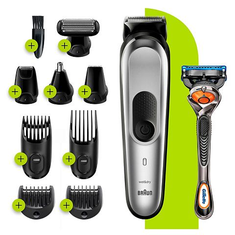 Braun Multifunktionstrimmer 10-in-1 Multi-Gr...