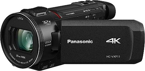 Lumix Panasonic »HC-VXF11EG-K« Camcorder (4K Ultra HD ...