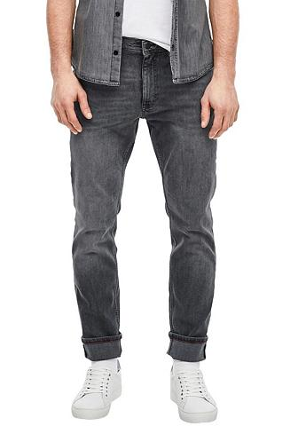 s.Oliver Straight-Jeans »KEITH« su authentische...