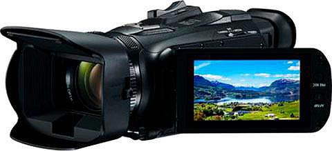 Canon »LEGRIA HF-G50« Camcorder (4K Ultra HD...