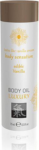 Shiatsu Massageöl »Body Oil Vanilla75ml Massag...