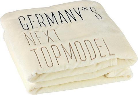 Germany's Next Topmodel Wohndecke »GNTM« su St