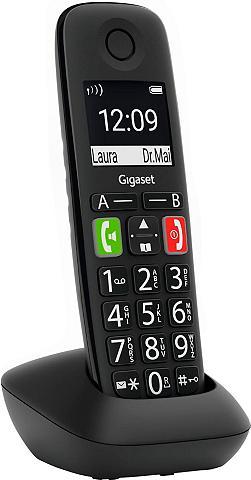 Gigaset »E290HX« Schnurloses DECT-Telefon (Mob...