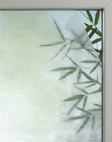 GARDINIA Fensterfolie »Line 25« halbtransparent...