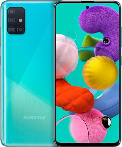 Samsung Galaxy A51 Smartphone (164 cm/65 Zoll ...