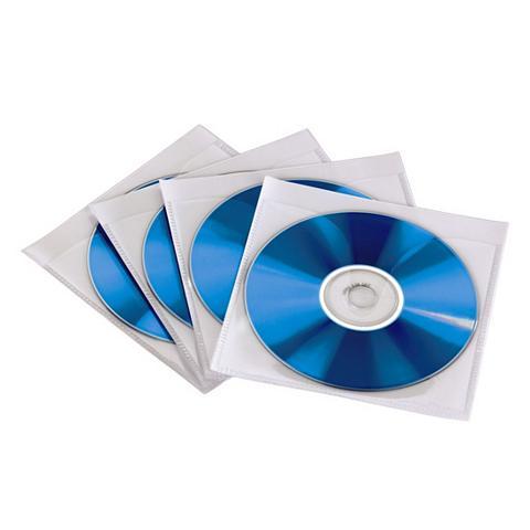 CD-/DVD-Leerhüllen selbstklebend