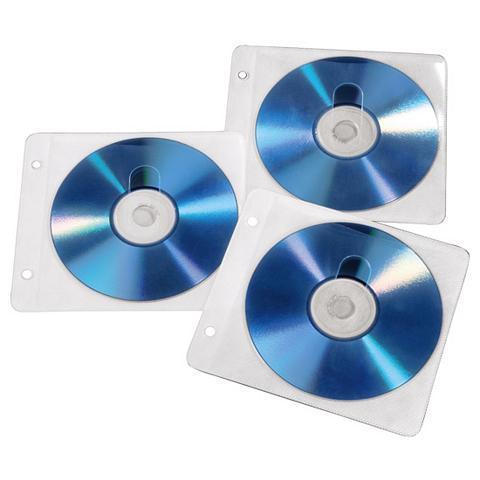 HAMA Susegami dėkliukai kompaktiniams diska...