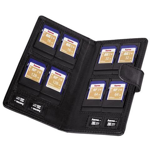 HAMA Atminties kortelių dėklas Vegas Gr. M ...
