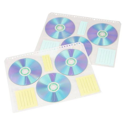 HAMA Kompaktinių diskų įmautės
