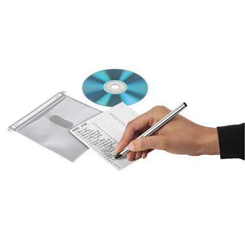 HAMA CD/DVD Dvigubos įmautės kompaktiniams ...