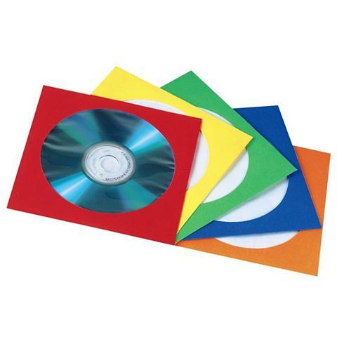 CD-/DVD-Papierhüllen 100er-Pack kontra...